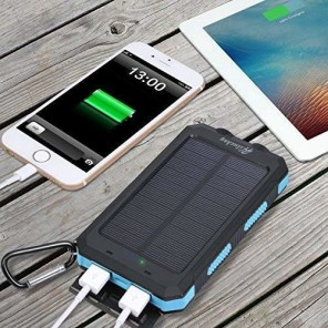 Hiluckey-10-000-mAh-Solar-Charger-4