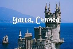 Yalta Crimea