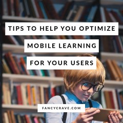 Mobile Users Learning