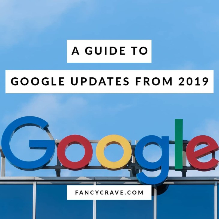 A Guide To Google Updates From