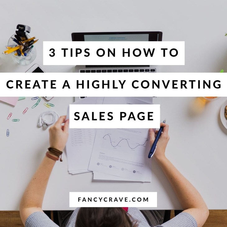 Connect with Your Audience Easily With These Sales Page Writing Tips