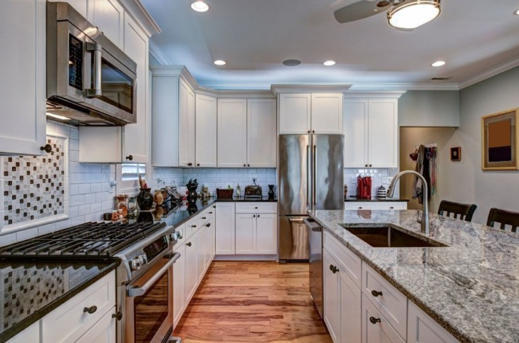 How To Remodel Your Kitchen On A Limited Budget