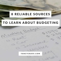 Learn About Budgeting
