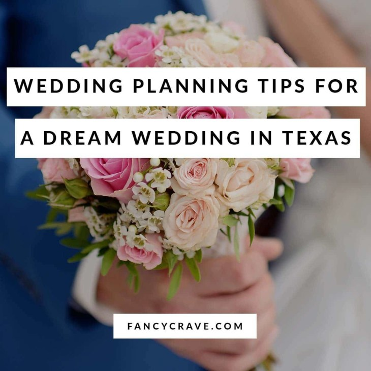 Dream Wedding in Texas