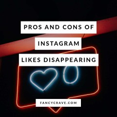 Pros and Cons of Instagram Likes Disappearing