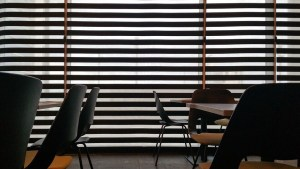 eating restaurant background silhouette interior