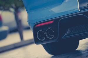modern car exhaust system pvmfbac