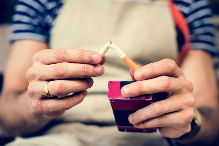 this is how many people quit smoking since the pandemic started