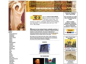 sacred texts com