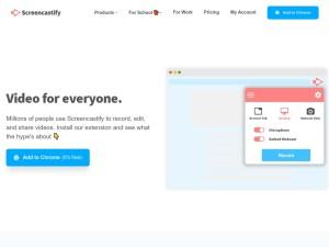 screencastify com