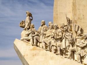 Padrao dos Descobrimentos Monument to the Discoveries
