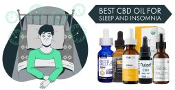 Best CBD Oil for Sleep and Insomnia