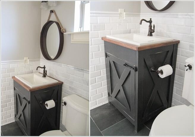 10 Diy Bathroom Vanity Designs You Will Love Fancydiyart