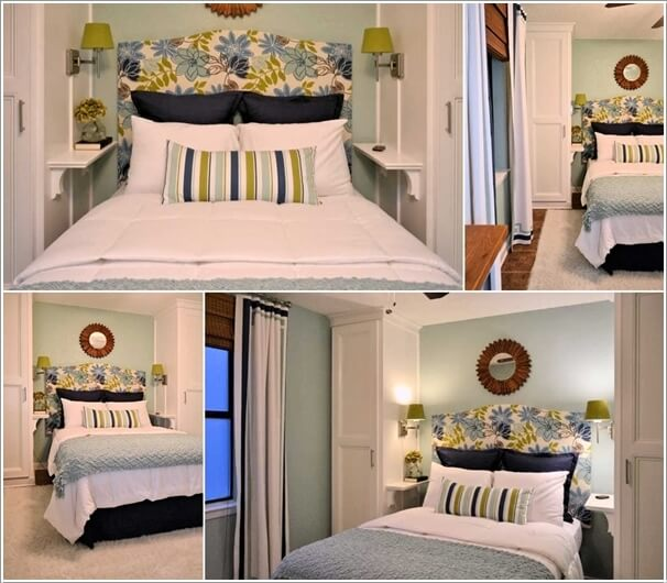 Diy Storage Ideas For Small Bedrooms: Storage Ideas For A Small Bedroom