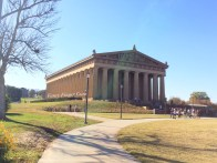 The Parthenon in Centennial Park.
