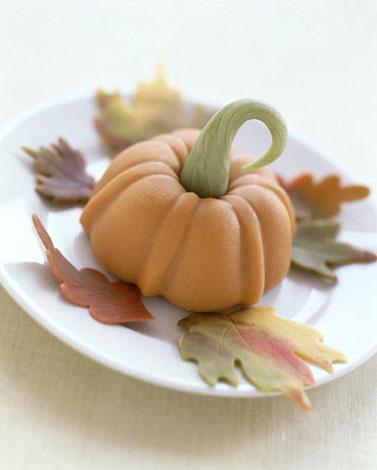 Mini Pumpkin BundtCakes