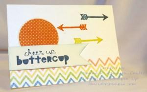 Watercoler Wonder Note Card - 4