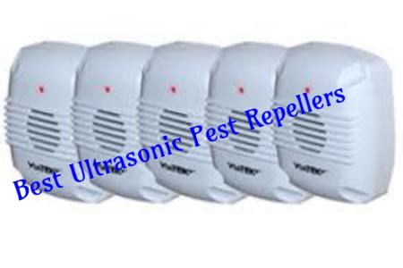 Best Ultrasonic Pest Repellers Reviews & Buying Guide- Pest