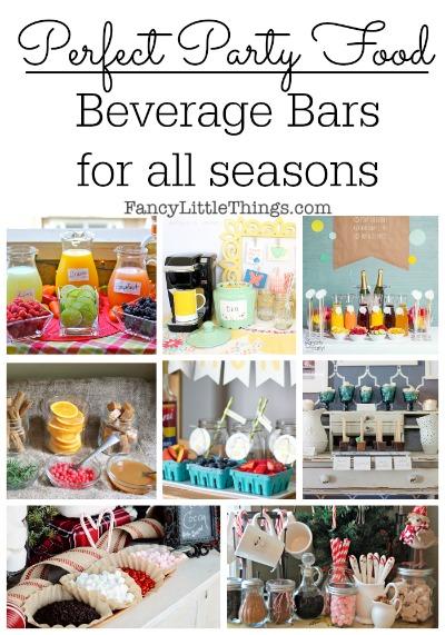 Beverage Bars for All Seasons