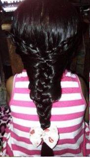 Classic French Hair braid