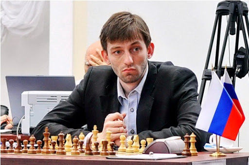 Top Famous chess Player Alexander Grischuk
