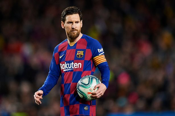 top famous player Lionel Messi