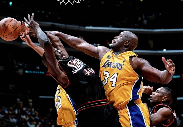 Shaquille O'Neal top basketball player