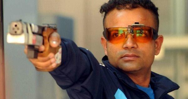 Famous Shooting Player Vijay Kumar