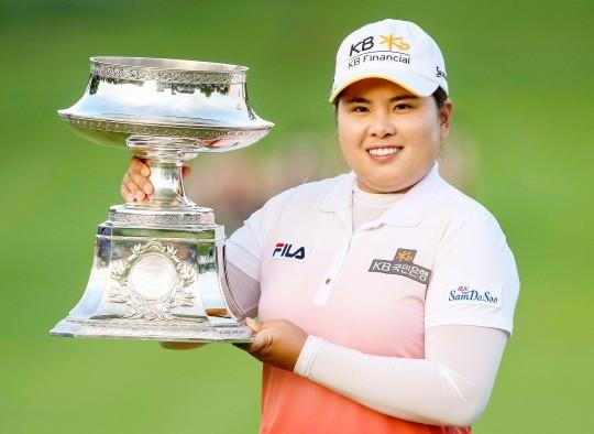 Inbee Park Korea female golf player