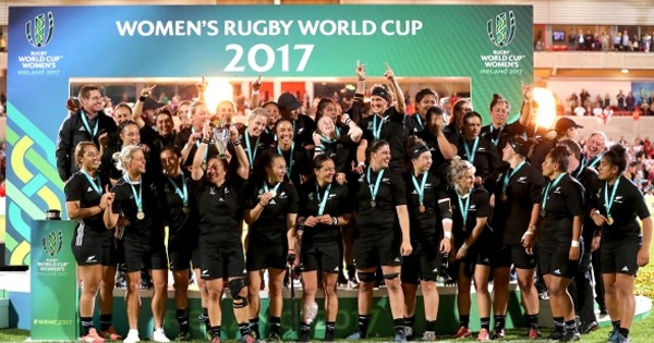 New Zealand after winning 2017 World Cup