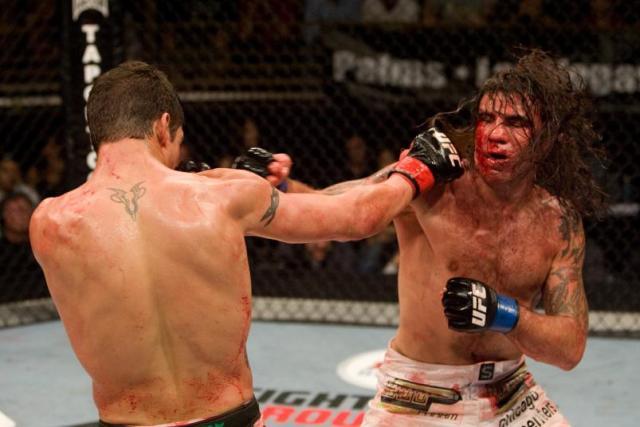 Clay Guida vs Diego Sanchez