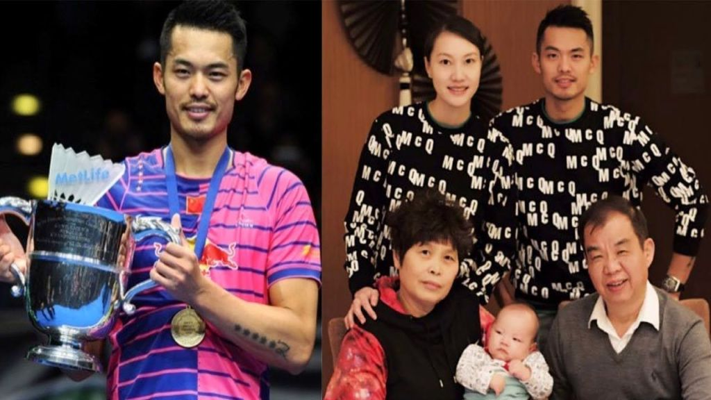 Lin Dan Biography