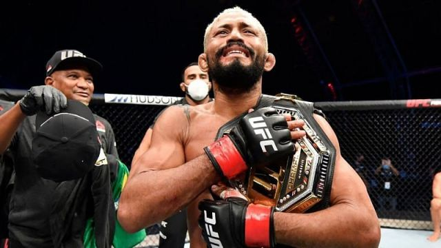 Deiveson Alcantara Figueiredo Mixed Martial Arts (MMA)