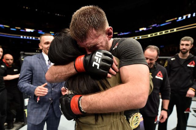 Stipe Miocic Family/Personal Life