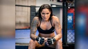 amanda lourenco nunes Bantamweight and Featherweight Champion