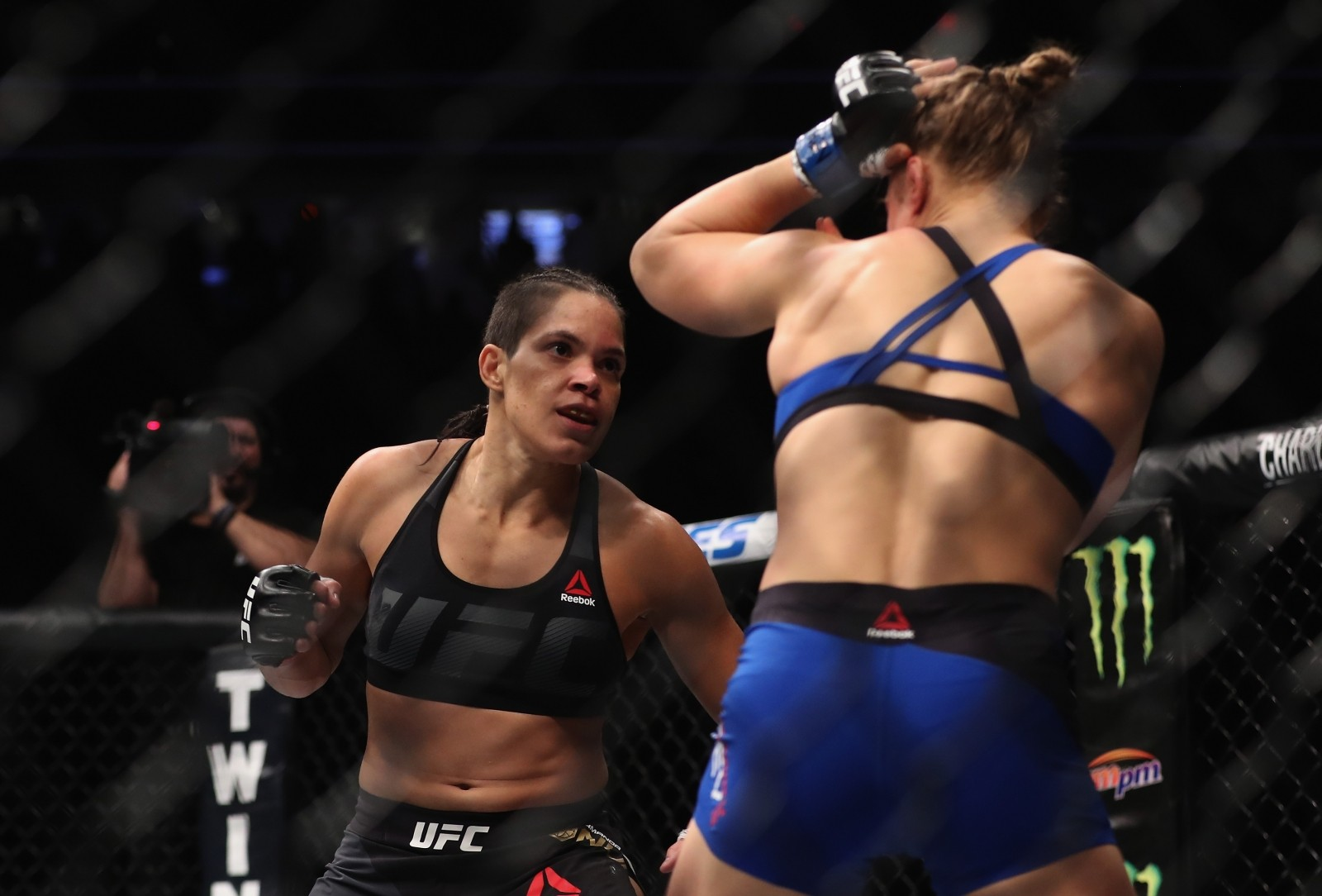 amanda lourenco nunes strike force
