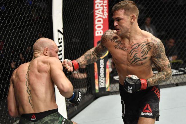 dustin glenn poirier Ultimate Fighting Championship (UFC)