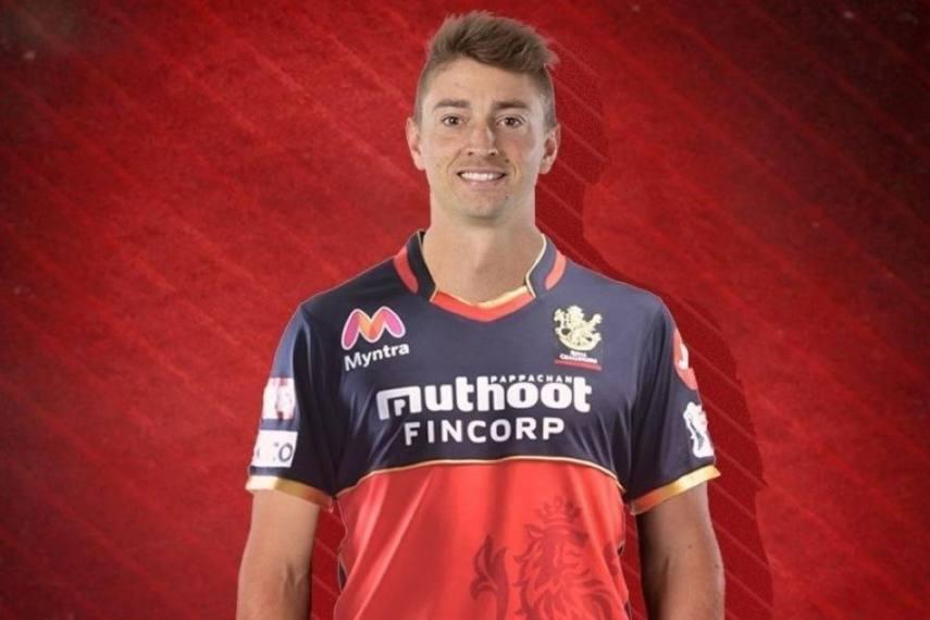 IPL 2021   RCB's Daniel Sams tests COVID positive   Devdutt Padikkal joins RCB squad