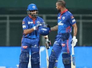 IPL 2021 | Shikhar Dhawan and Prithvi Shaw provide an easy win for Delhi Capitals