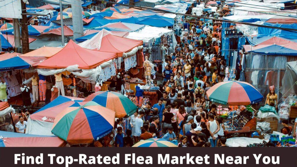Top 10 Flea Markets In Dallas Texas | Best Flea Markets Near Me