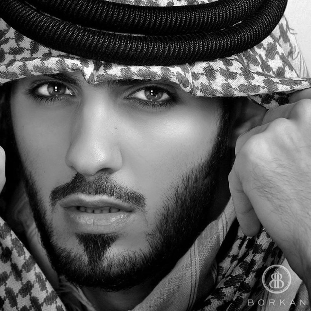 The in most world handsome arab man 72 most