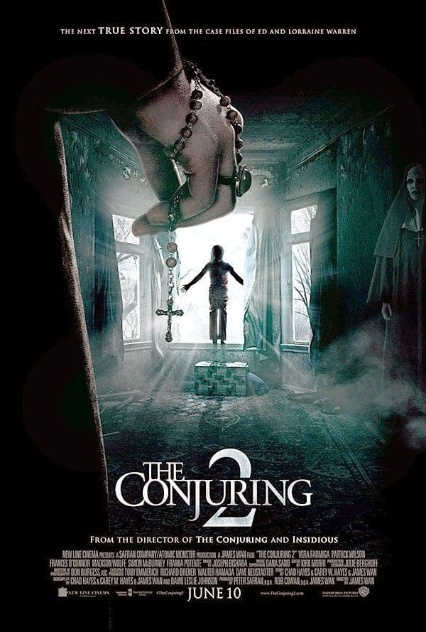 Download Film The Conjuring 2 : download, conjuring, Conjuring', House, Unsurprisingly, 'Haunted,', Owners