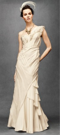 Anthropologie wedding dresses BHLDN  fancy seeing you here