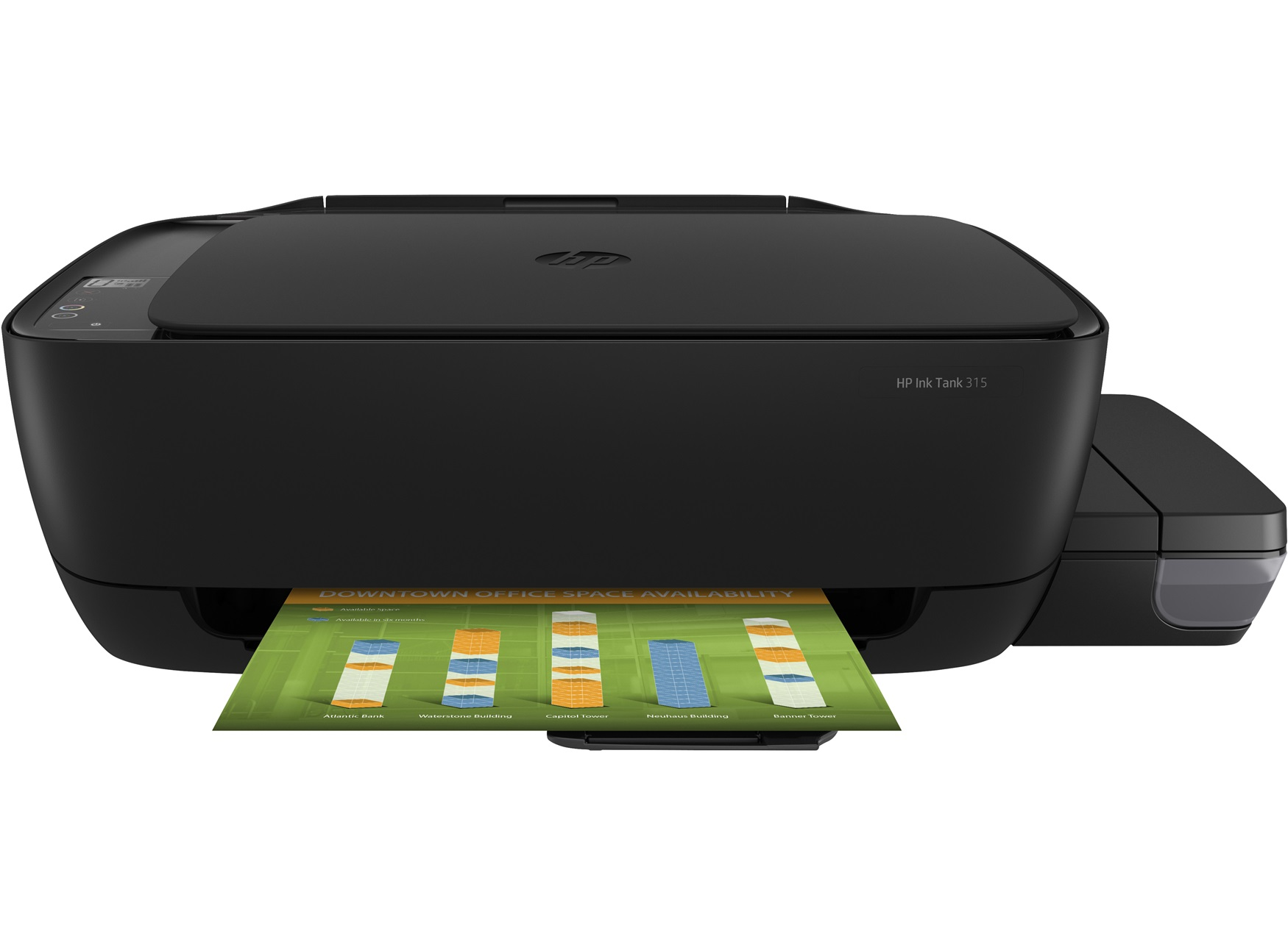 HP 315 All-in-One Ink Tank Multifunction Printer
