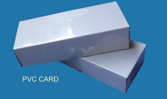 Blank PVC ID Card Epson or Canon