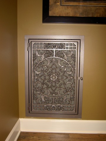Glory Panel in Hammered Brown