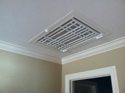Craftsman in the cieling