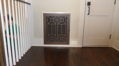 Marissa - 2013 Southern Living Showcase Home, shown in Medium Brown