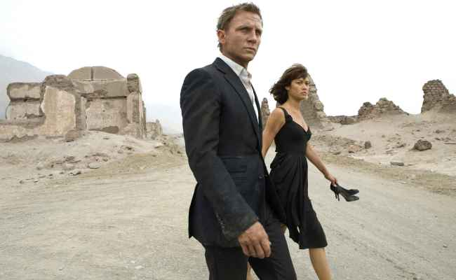 Quantum Of Solace The Perfect Bond Film Fandango