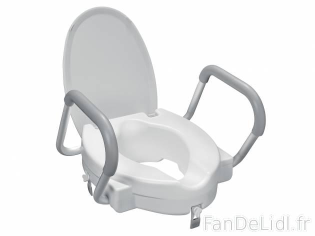 rehausseur wc avec mode vetements